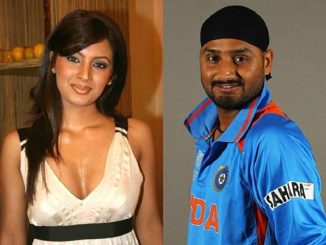 Harbhajan singh_geeta basra_cricket_bollywood_