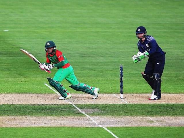 World Cup 2015_Bangladesh-Scotland_Records_Vishwa Vijeta
