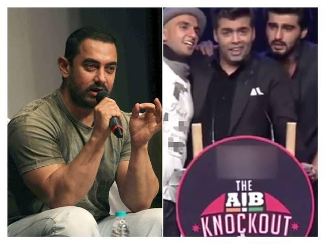 AIB targeted a beautiful young girl I love dearly: Aamir explains the reason behind his reaction