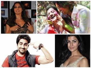 Bollywood and Holi