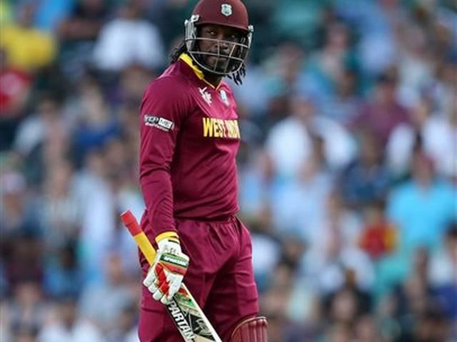 Team India_World Cup 2015_West Indies_Chris Gayle_Mohammad Shami_