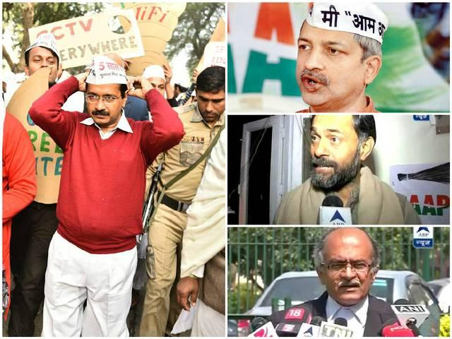 Mayank Gandhi slams AAP leadership, writes blog, 'Delhi leaders conspiring to oust me