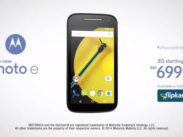 moto e 2nd genration will avilable on 10 march