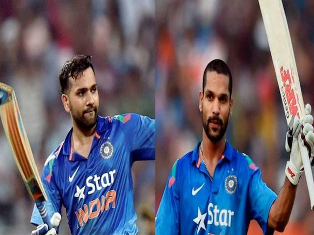 India beat Ireland: Rohit and Shikar