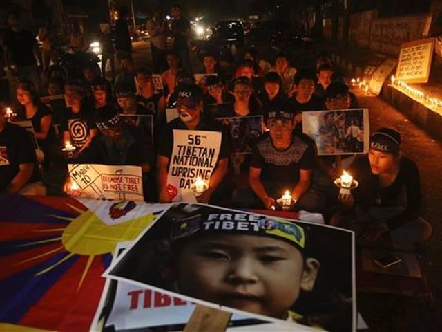 Nepal Tibet Uprising