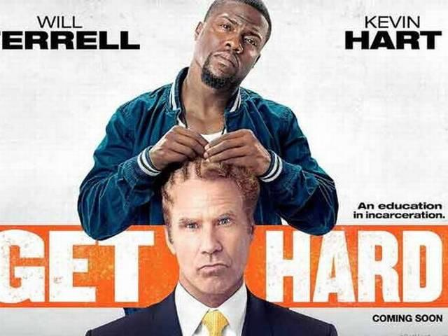 get hard will not release in india
