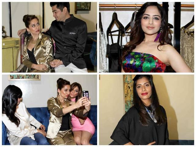 SS15 fashion soiree of Harsh Harsh by fashion designer Harsh Gupta in Mumbai, India on March 11, 2015.jpg
