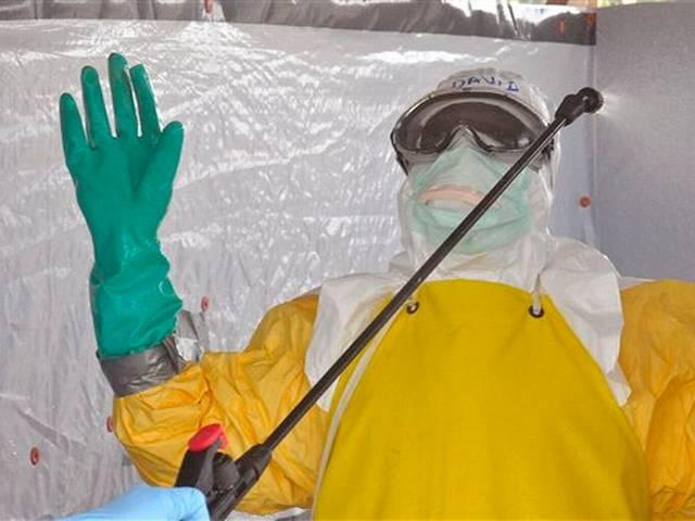 liberia a month away from being declared ebola free