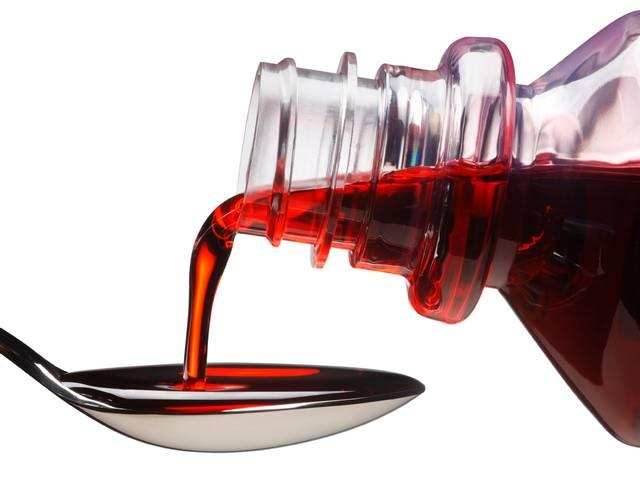 codeine phosphate cough syrup ban in mp