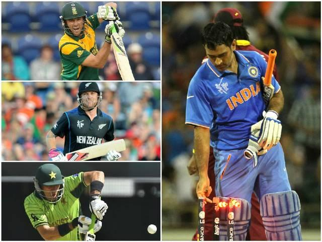 Team India World Cup 2015_Quarter Final_Australia_