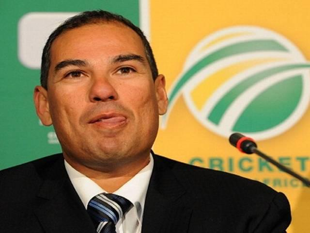 World Cup: South Africa coach Russell Domingo confronts 'choking' history