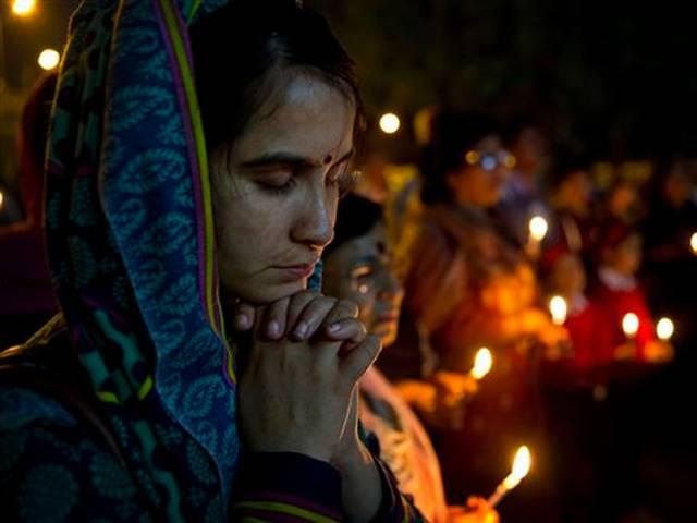 Nadia Gangrape: Candlelight Vigil held across Country in Solidarity with Victim