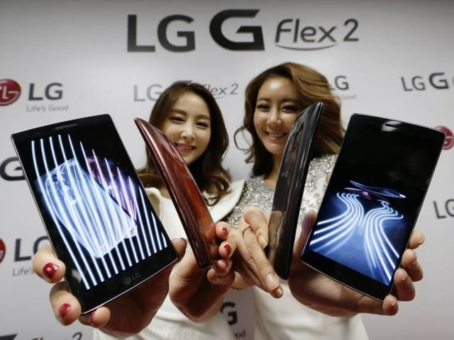 LG G Flex2 With 5.5-Inch Curved Display Launched at Rs. 55,000