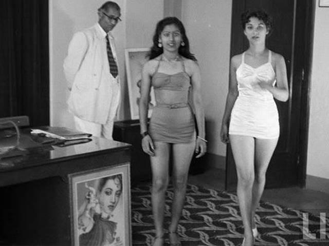 audition 1950