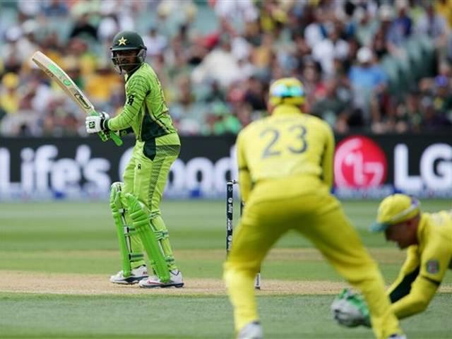 World Cup 2015_Pakistan_Australia_Quarter Final_Semi Final_Misbah Ul haq_Michael Clarke_