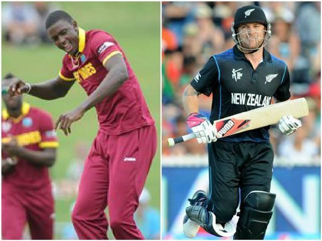 World Cup 2015_West Indies_New Zealand_Quarter Final_Semi Final_