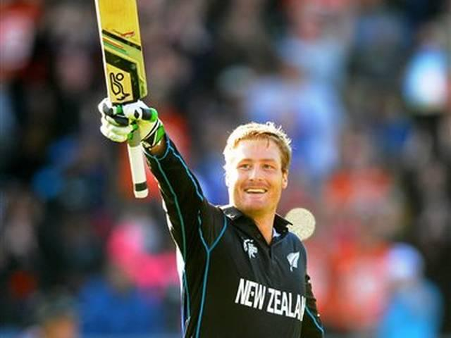 World Cup 2015_West Indies_New Zealand_Martin Guptill_World Record_
