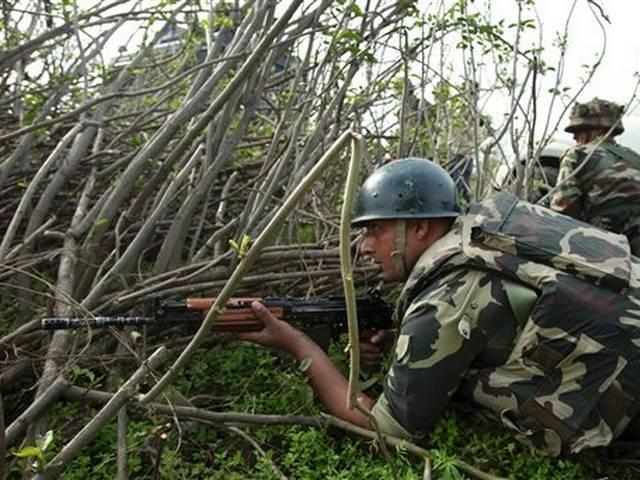 Militants open fire on Army camp in Samba