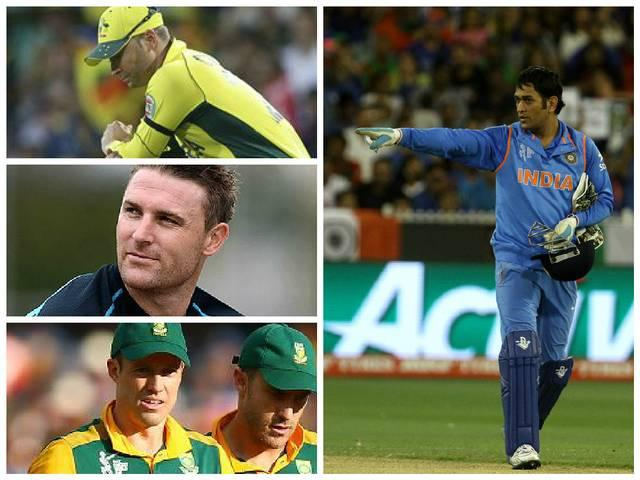 World Cup 2015_team India_Australia_New Zealand_South Africa_Semi final_