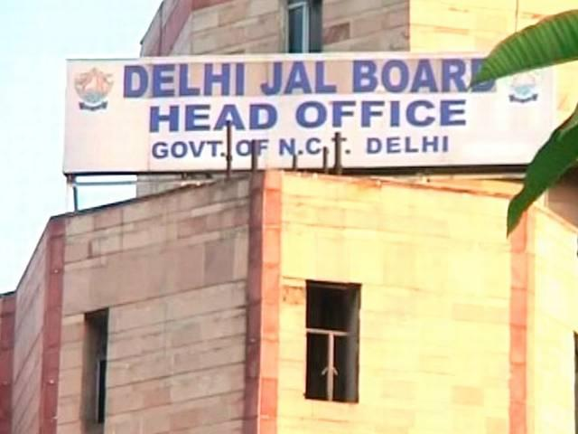 DJB suspends three employees over corruption charges