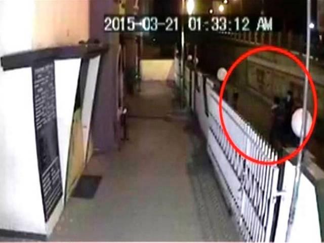 Church Attack:  Three culprits identified