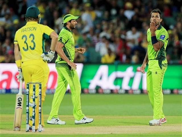 Australia_World Cup 2015_India_wahab riaz_