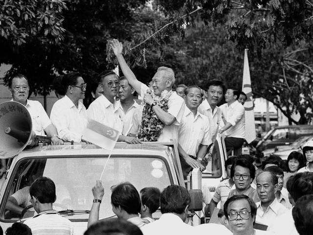Singapore_founder pm_Lee Kuan Yew_death