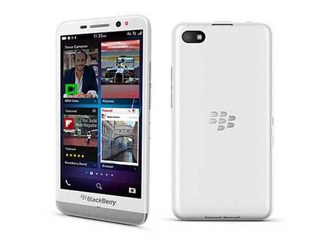 BlackBerry Z3, BlackBerry Z30 Price in India Slashed