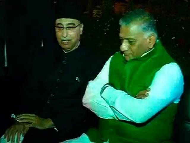 VK Singh attends Pakistan Day celebrations in Delhi