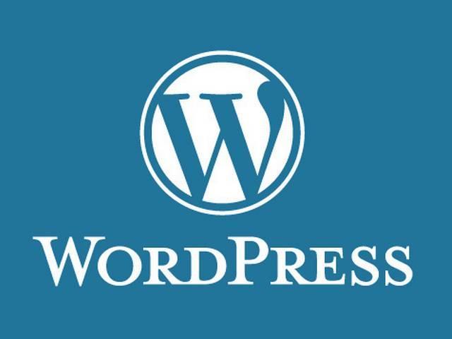 wordpress has stopped working in pakistan