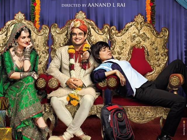 Tanu Weds Manu Returns first poster releases