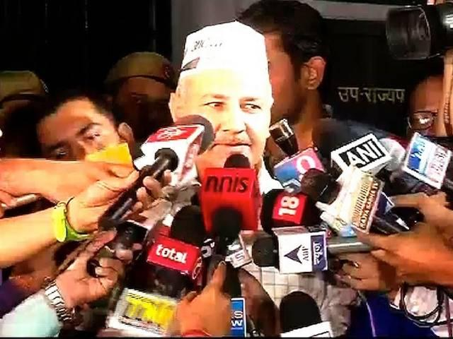Delhi Budget_Arvind Kejriwal_Manish Sisodia_