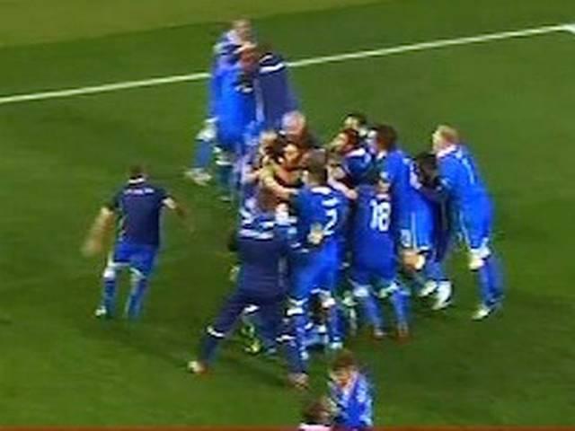 यूरो कप: इंग्लैंड को हराकर इटली सेमी फाइनल में