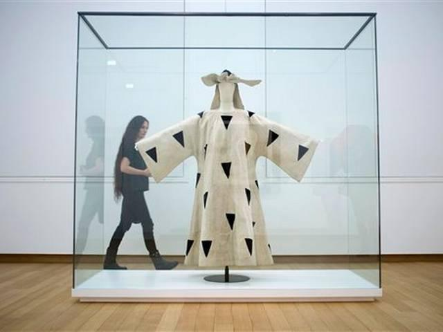 """press preview of the exhibit """"The Oasis of Matisse"""" at Stedelijk Museum in Amsterdam, Netherlands, Wednesday, March 25, 2015"""