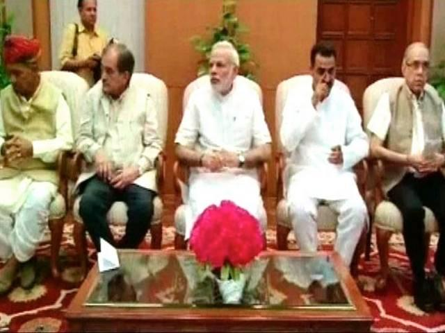Jat leaders meet PM Modi