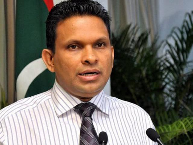Maldives jails ex-defense minister for 11 years