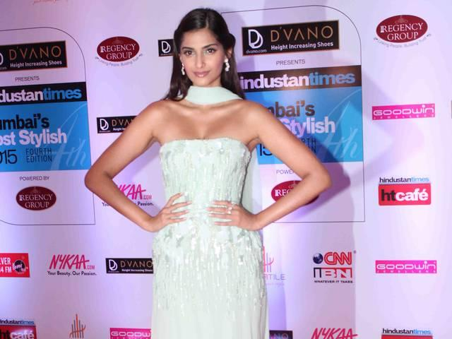 bollywood celebrities during the most stylish award