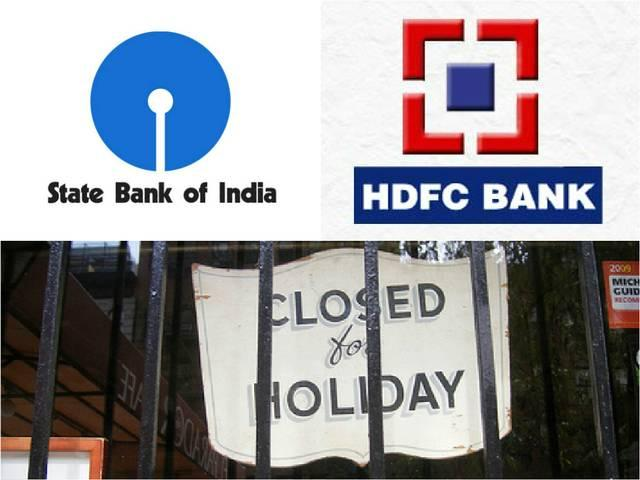 BANK WILL BE CLOSED TILL 4 APRIL