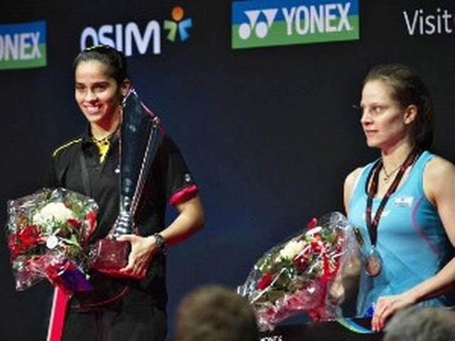 भारतीय ओलम्पिक संघ ने की सायना की तारीफ