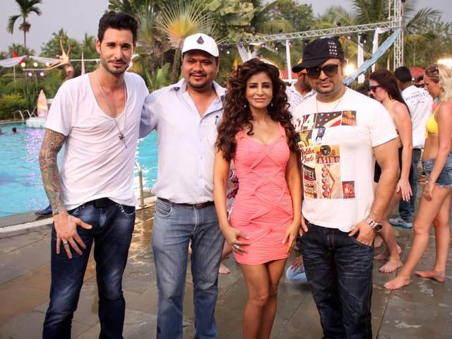 Press conference_film_Dangerous Husn