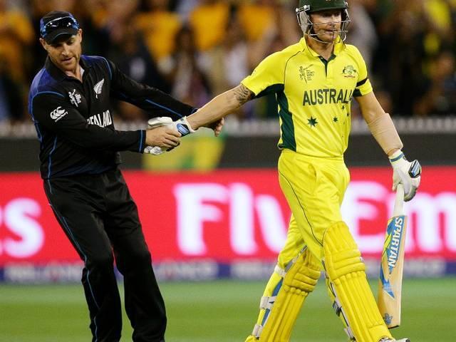 Clarke making a shock comeback for Australia at Gabba