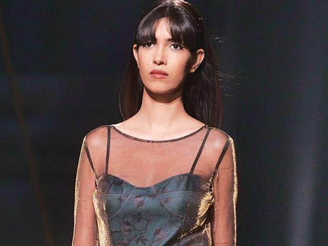 Namrata Joshipura`s creations during Amazon India Fashion Week