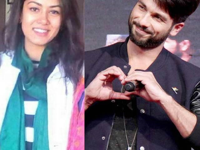 Shahid Kapoor's angry fiancee Mira Rajput deletes friends from social media!