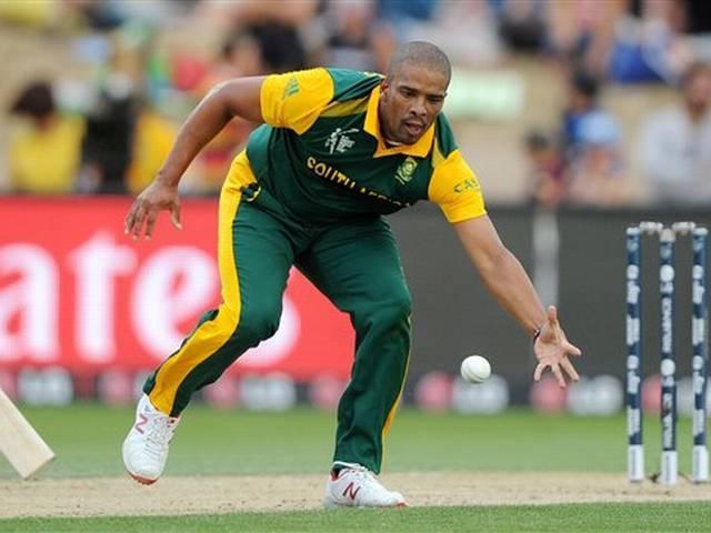 Auckland_South Africa_captain_A B de Villiers_Vernon Philander_World Cup 2015