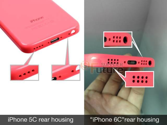 first leaked photos of next iPhone