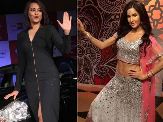Happy that Katrina got statue at Madame Tussauds: Sonakshi