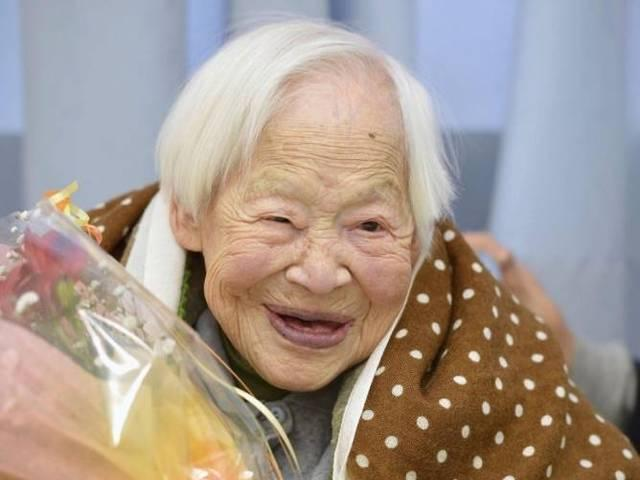 World's oldest person Misao Okawa dies in Japan