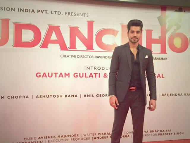 Gautam Gulati's debut film Udanchhoo's first look out- view pic!