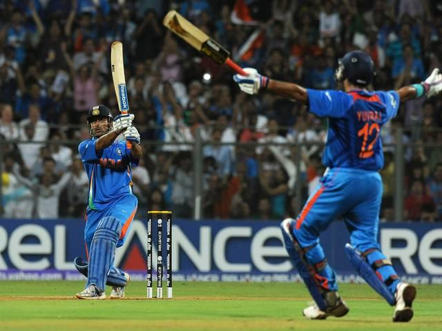 four years of ICC Cricket World Cup 2011 win