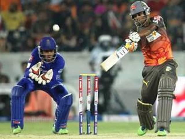 IPL: हैदराबाद ने राजस्थान को 23 रनों से हराया